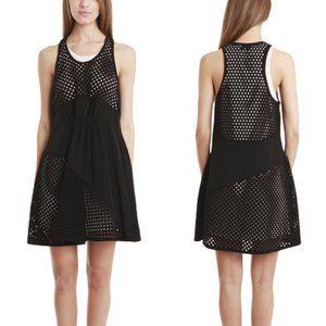 3.1 Phillip Lim Laser Cut Layered Silk Slip Dress